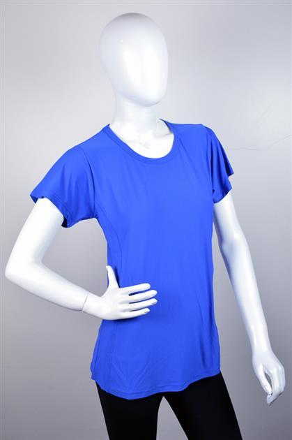 Blusa com proteção solar UV+50 com recorte 1178