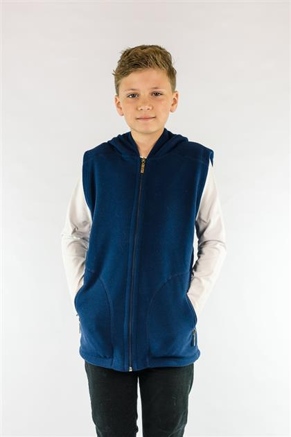 Colete térmico microsoft infantil masculino 9054