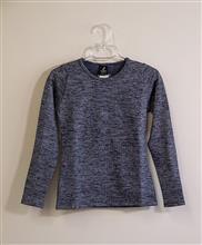 Blusa térmica feminina estampa zigue-zague 1319