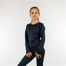 Blusa térmica infantil Feminina 9021
