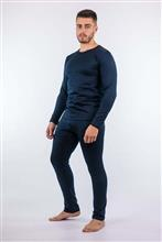 Blusa térmica masculina decote redondo 6050