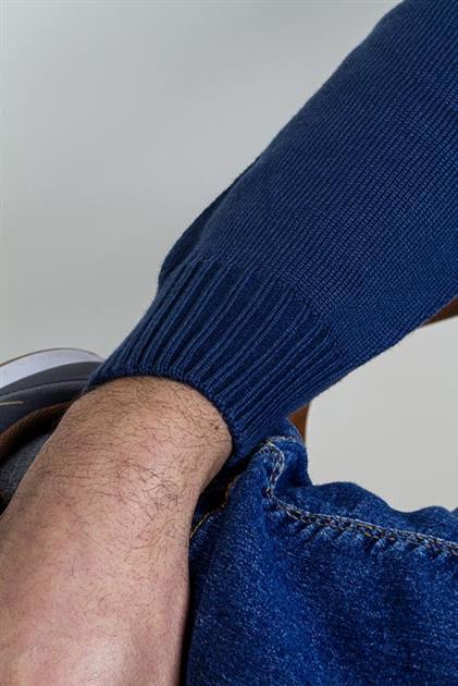 Blusão masculino com capuz 6166
