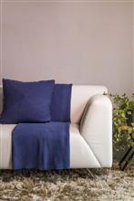 Manta casa com textura de nervuras 145x180 20019