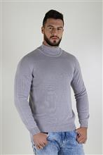 Blusa masculina de gola alta 6174