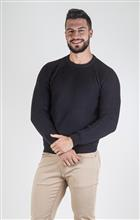 Blusão masculino em ponto pérola 6173