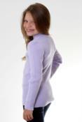 Blusa Básica Canelada Infantil 8002