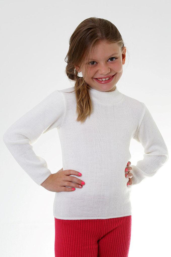 Blusa Básica Infantil Menina 8001