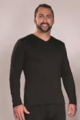 Blusa Térmica Masculina Decote em V 6036