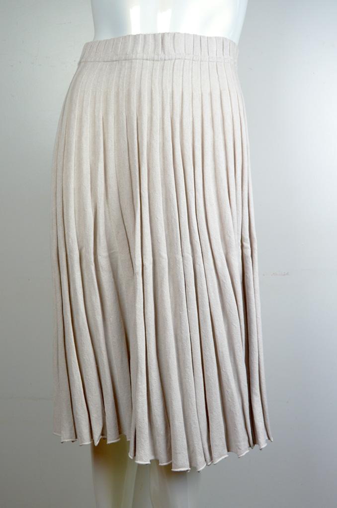Saia plissada tricot 5034